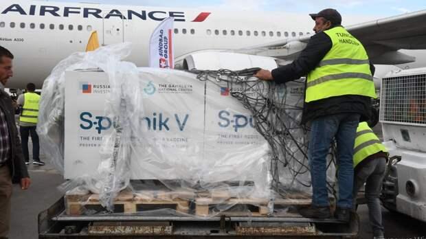 ЕС вынуждена начать переговоры о закупке у Москвы вакцины «Спутник V»