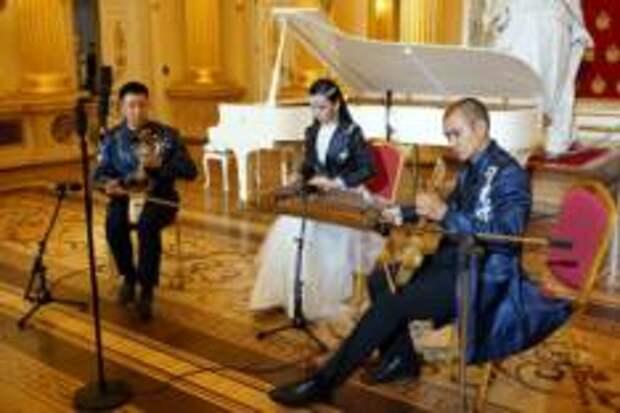 «Золотая орда» в Екатерининском зале