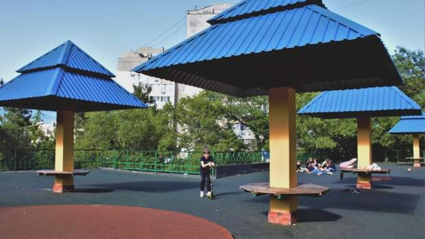 Какие общественные пространства Ялты отремонтируют до конца года