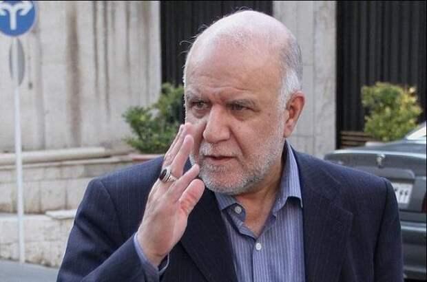 Иран министр Зангане
