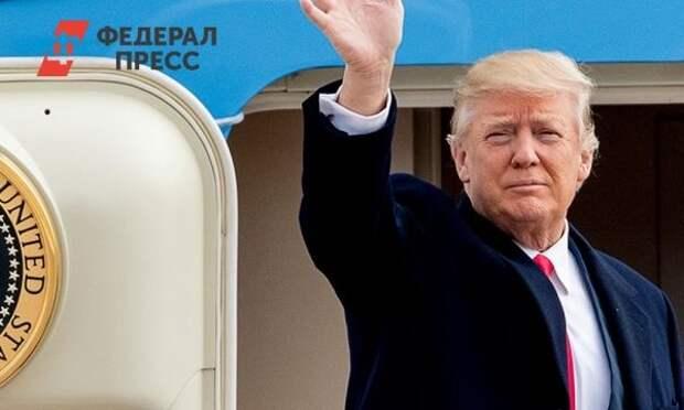 Трамп прокомментировал свое выдвижение на Нобелевскую премию мира