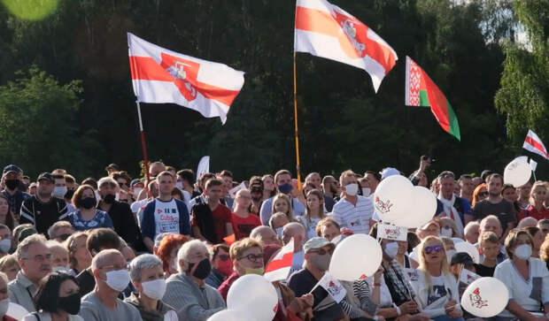Год с начала белорусского майдана: подводим итоги сокрушительного поражения змагаров