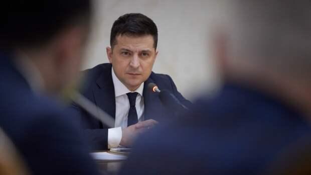 Украинский кортеж президента укрепили после покушения на советника Зеленского