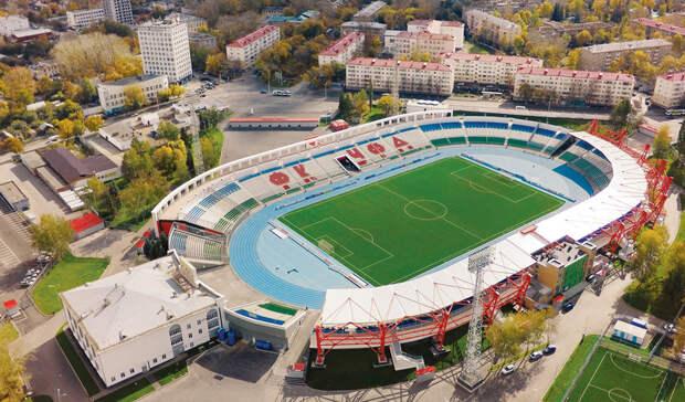 Стадион «Нефтяник» в Уфе переименуют в честь букмекерской компании
