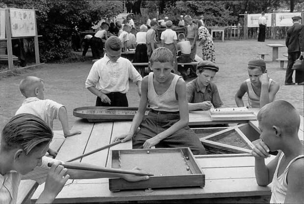 Cartier Bresson14 25 кадров Анри Картье Брессона о советской жизни в 1954 году