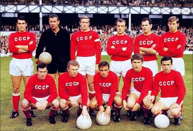 Главные победы сборной СССР по футболу на чемпионатах мира