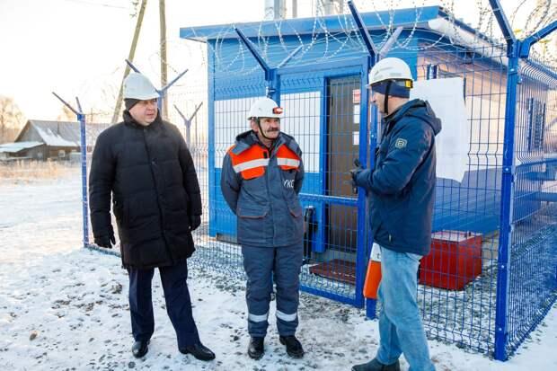 В Ижевском микрорайоне Люлли новую котельную назвали в честь рабочего Сергея Постового