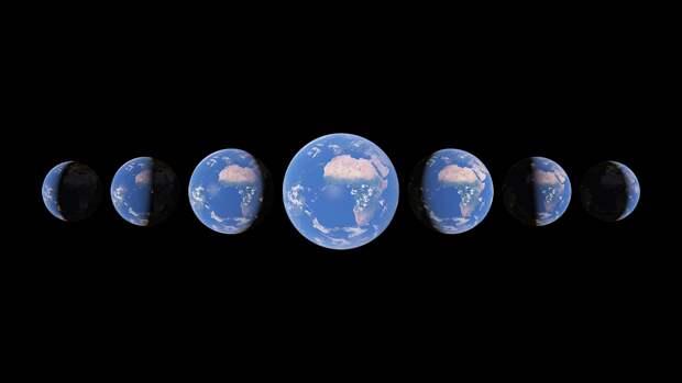 В Google Earth теперь можно посмотреть, как наша планета изменилась за почти 40 лет