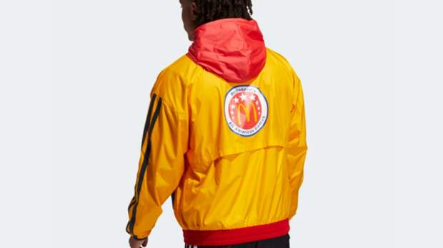 Adidas выпустит коллекцию в фирменных цветах McDonald's