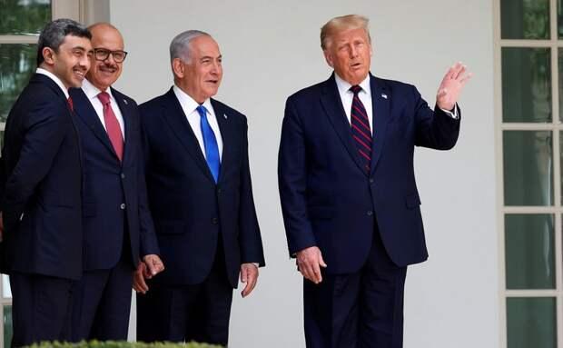 Трамп анонсировал нормализацию отношений с Израилем ещё нескольких стран