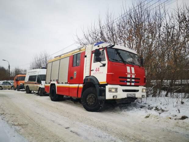 От отравления бытовым газом скончались трое жителей Щелково
