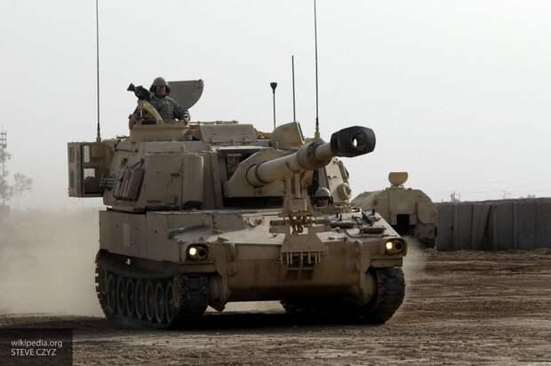 """""""Российская агрессия"""" испугала артиллерию США"""