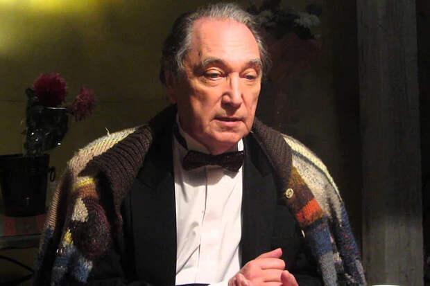 Умер народный артист России Владимир Коренев