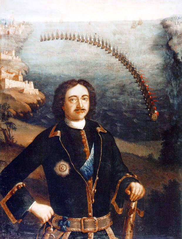 Исторические анекдоты про Петра Первого и других русских царей