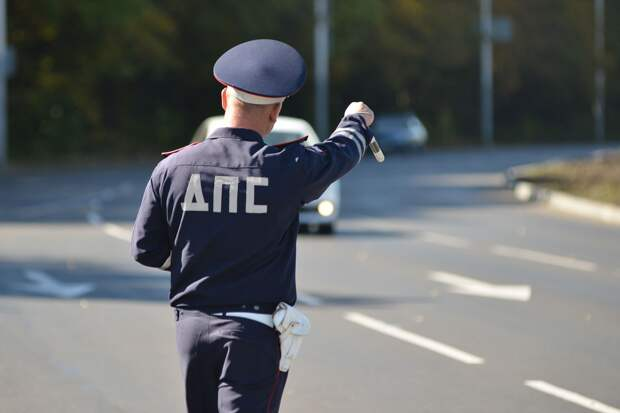В Калининском районе остановили пьяного водителя