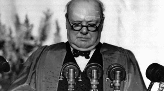 К 75-летию манифеста холодной войны
