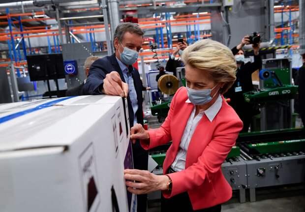 ЕС и вакцины: о политическом здоровье