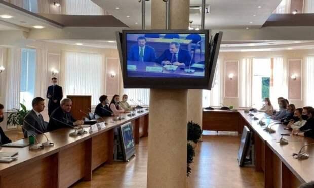 За выборным процессом в Архангельске будет наблюдать глава СПЧ Валерий Фадеев