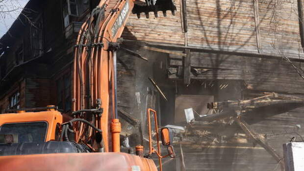 30 аварийных домов планируют расселить за два года в Новосибирске