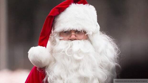 Санта-Клаус чуть не изнасиловал ребенка в США
