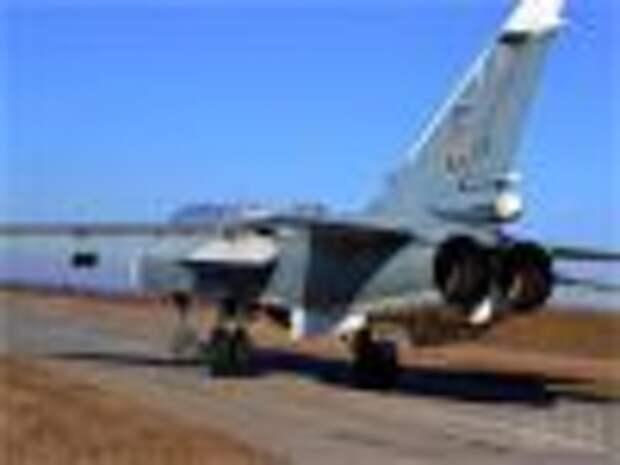 Ополченцы сбили украинский Су-24 над Горловкой