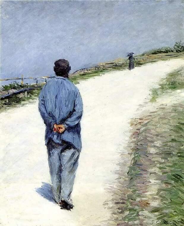 impressionism,Caillebotte