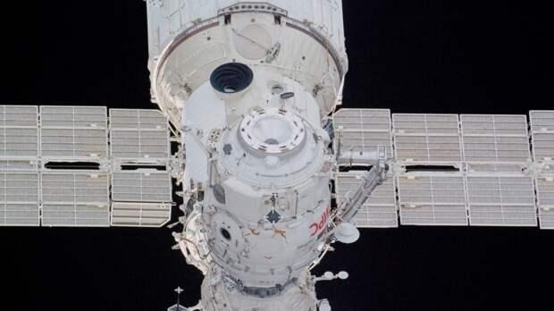 МКС совершила резкий «кувырок» после включения двигателей модуля «Наука»