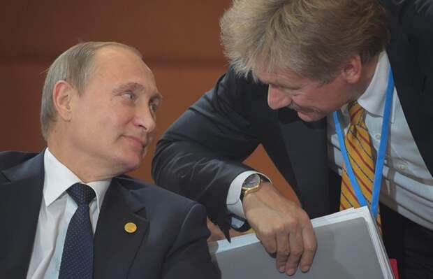 Песков больше Путина получает, но не понятно – за что. А жена его обоих обошла