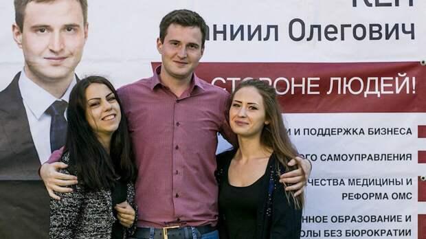 Правоохранители задержали главу «Альянса учителей» в Петербурге