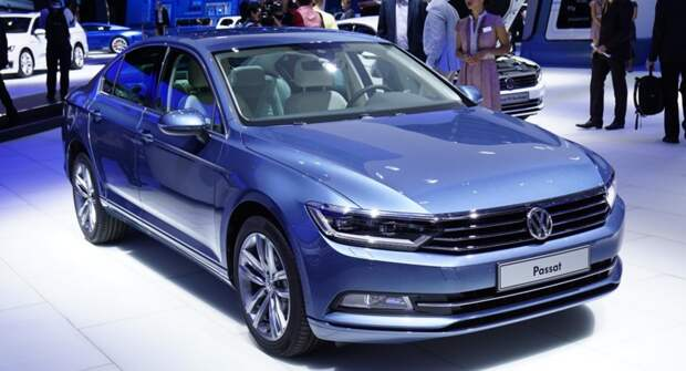 Седан Volkswagen Passat B8 оказался надежнее и просторнее «седьмого»