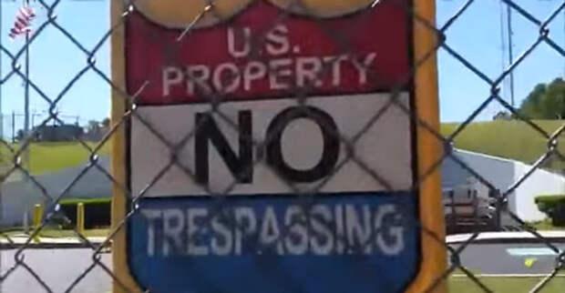 Правительство США роет тоннели для захоронения миллионов трупов?