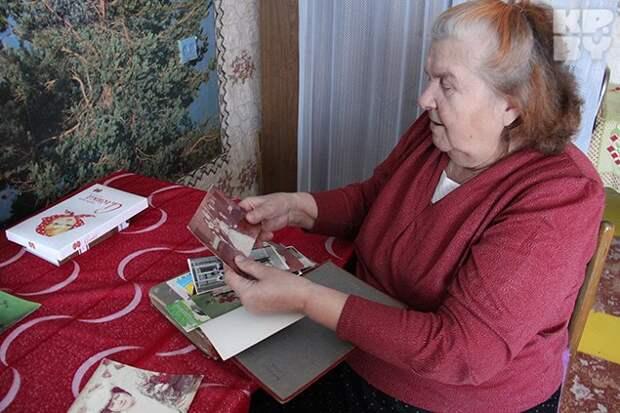 Воспоминания бывшей узницы нацистского концлагеря.