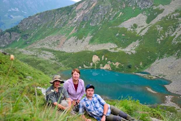 Озера Архыза – глаза Земли Голубое ожерелье Кавказа. (2)