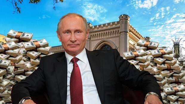 Таких преимуществ, как у Путина, не было больше ни у кого во главе России