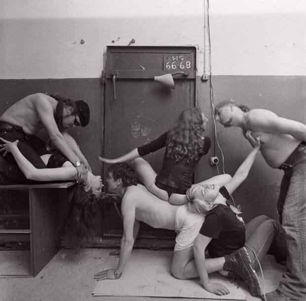 Скрытый эротизм советской глубинки, конец 80-х-начало 90-х