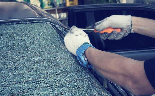 Почему все стекла в машине закаленные, а лобовое нет