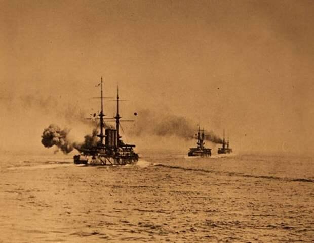 Бой в Жёлтом море 28 июля 1904 г. Часть 11. А была ли паника?