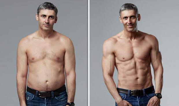 Какие мужские тела наиболее привлекательны для женщин