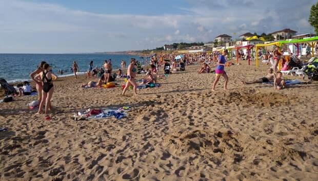 Единая база пляжей Крыма и Севастополя заработала в Интернете
