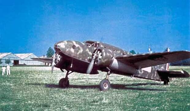 Самолет Caproni 310