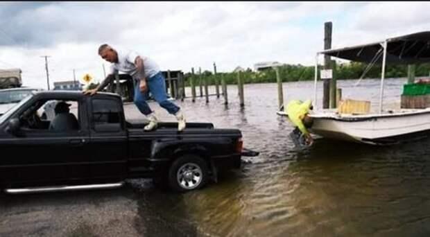 Ущерб от прошедшего урагана «Салли» в США может составить до 3 миллиардов долларов