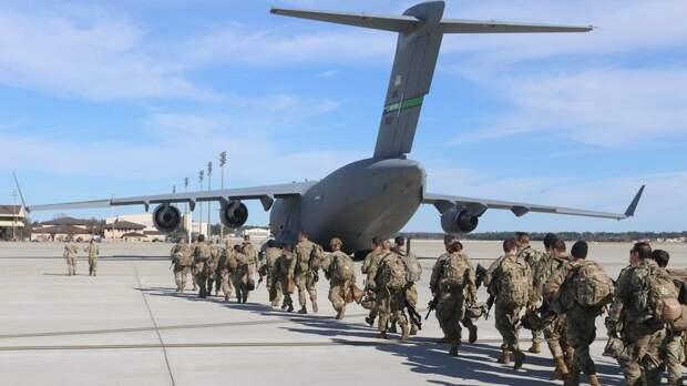 Трамп анонсировал сокращение числа войск США в Афганистане и Ираке