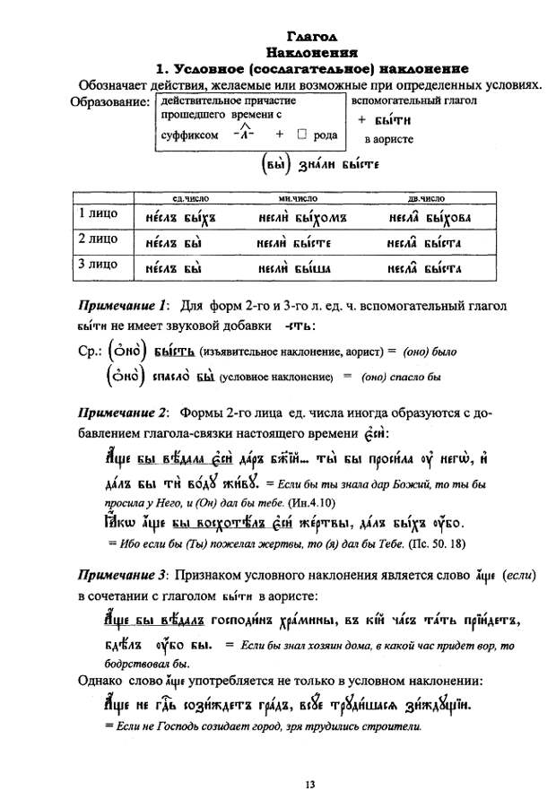 церковнославянский в таблицах_13