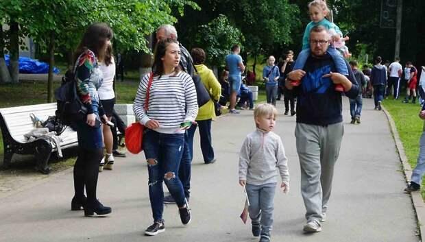 Концерты живой музыки начнут проводить по субботам в парке Подольска