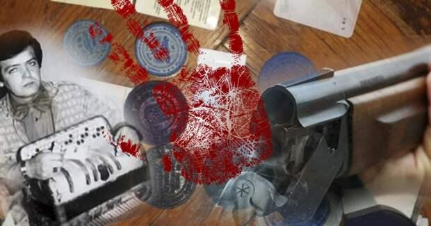 Убийца с баяном-пулеметом: история жизни «сумрачного гения» Валерия Скопцова