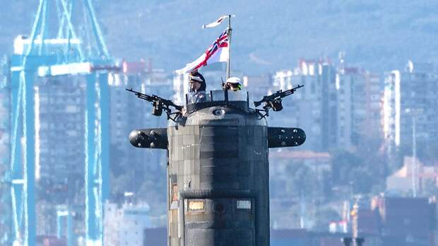 Sohu: Британия научилась находить российские субмарины по «следам»