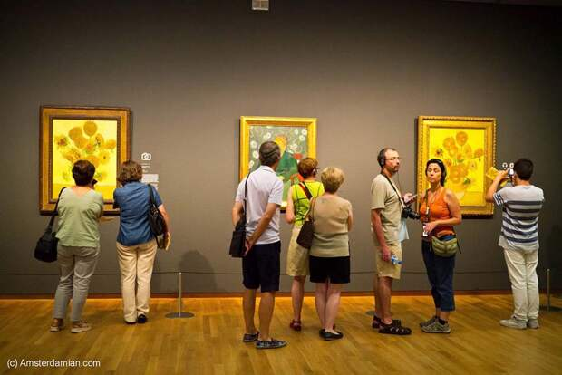 Любимые и не очень женщины Ван Гога