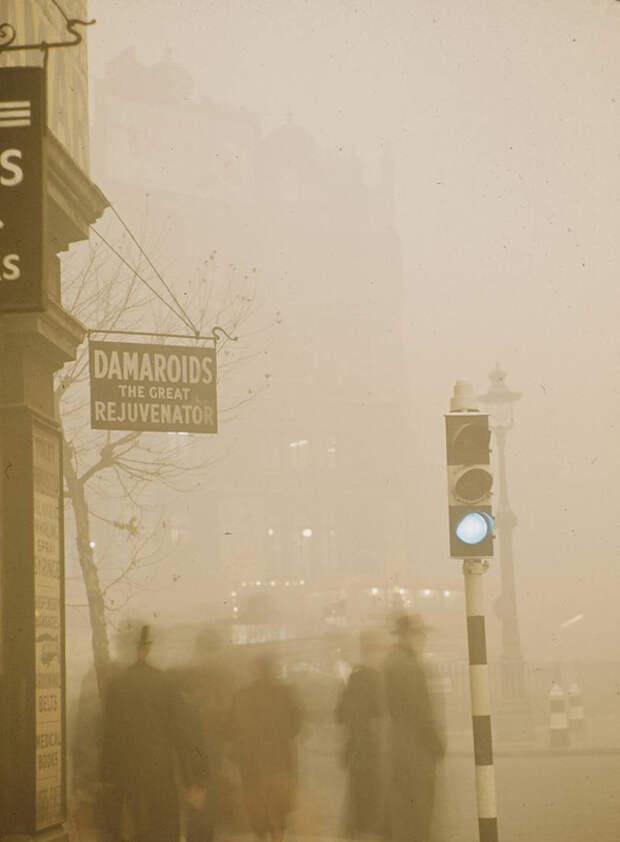 londonskiapokalipsis 9 10 фотографий Великого смога в Лондоне