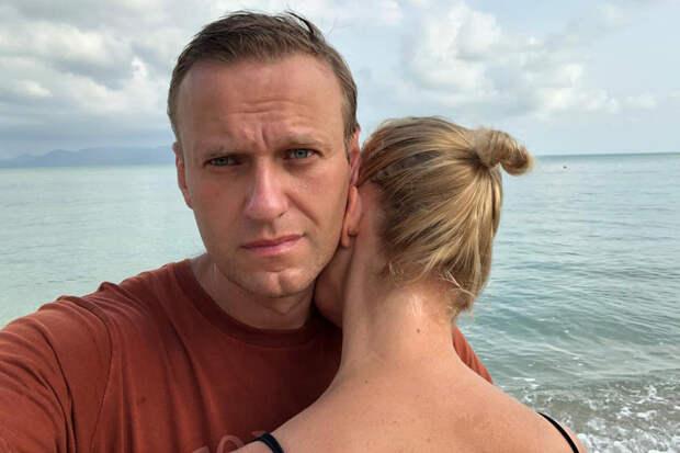 Немецкие медики вывели Навального из комы