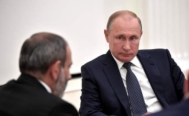 Россия — единственный победитель в Нагорном Карабахе. Александр Роджерс